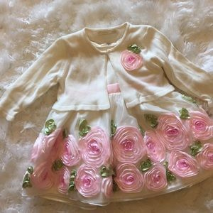 American Princess 24 months old girl dress